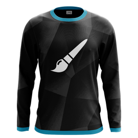 Long Sleeve Jersey Design