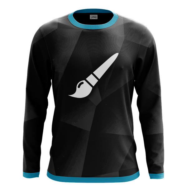 Sublimated Long Sleeve Jersey Design