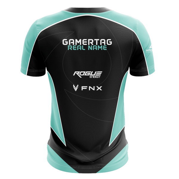 Lucidity Gaming Alternate Short Sleeve Jersey