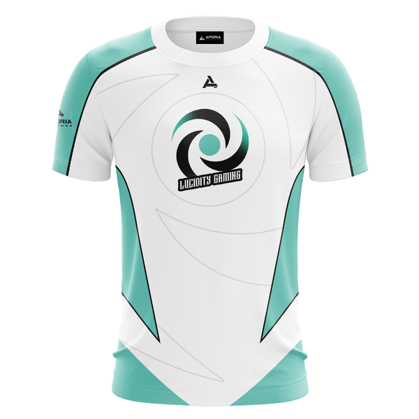 Lucidity Gaming Short Sleeve Jersey