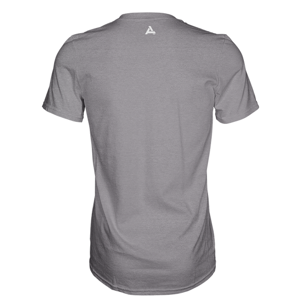 Lucidity Gaming Sports Grey T-Shirt