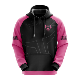 Team Lycan Womens Sublimated Hoodie