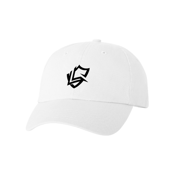 Lyra Dad Hat - White