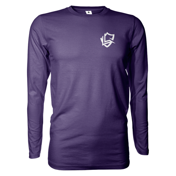 Lyra Long Sleeve Shirt - Purple