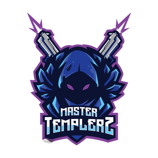 MasterTemplerZ Sticker
