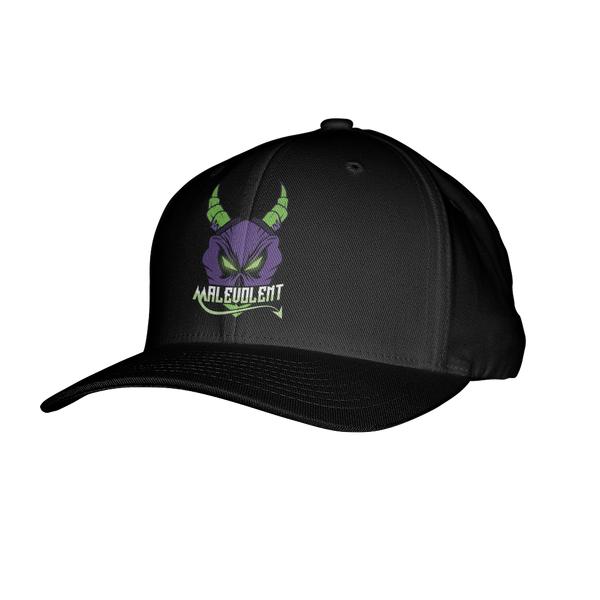 Malevolent Gaming Non-Adjustable Flexfit Hat