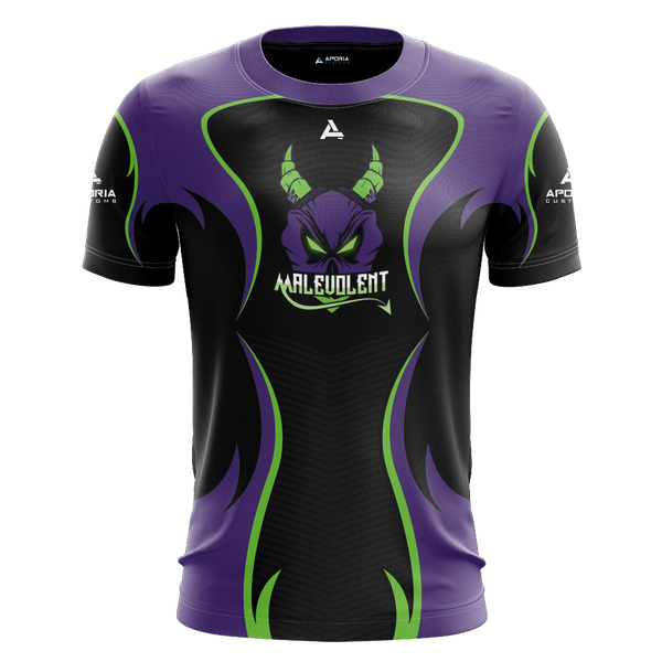Malevolent Gaming Short Sleeve Jersey