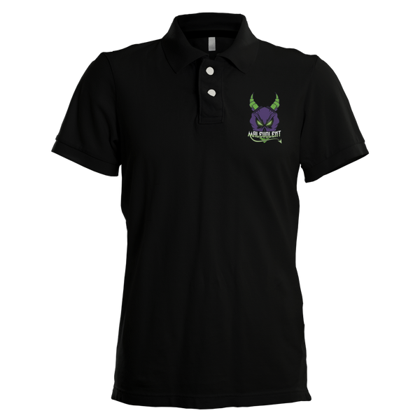 Malevolent Gaming Polo Shirt