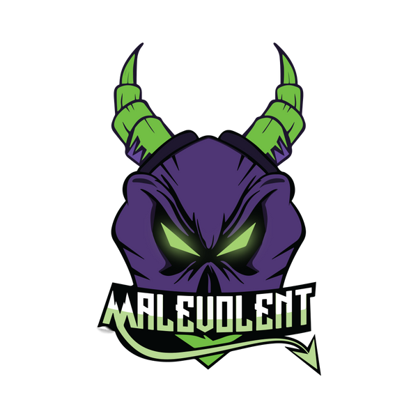Malevolent Gaming Sticker