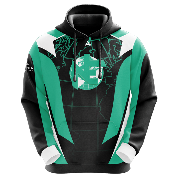 New Era Gaming Sublimated Hoodie