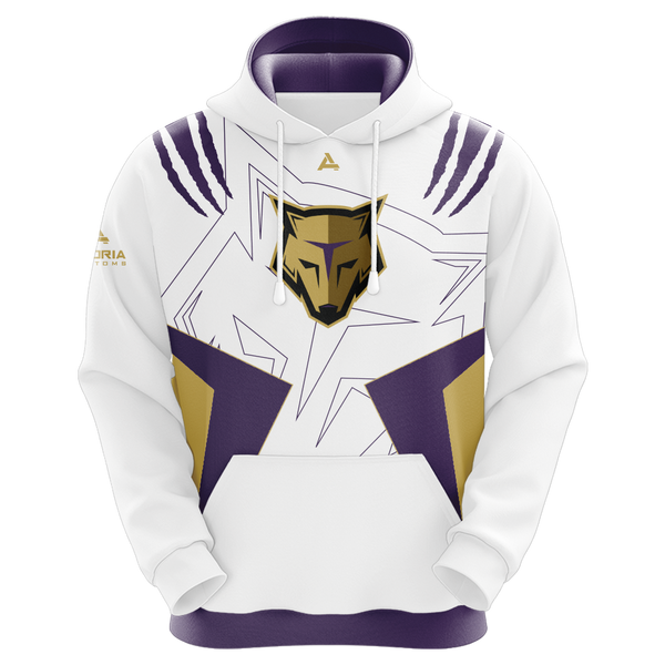 New England Storm Wolves Sublimated Hoodie