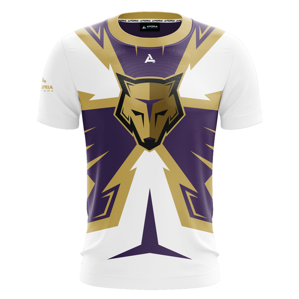 New England Storm Wolves Short Sleeve Jersey