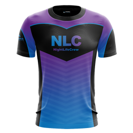 Nightlifecrew Alternate Short Sleeve Jersey