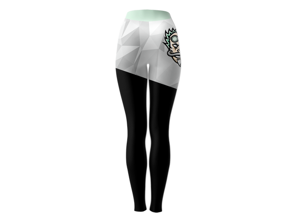 Nitrogenius Sublimated  Leggings