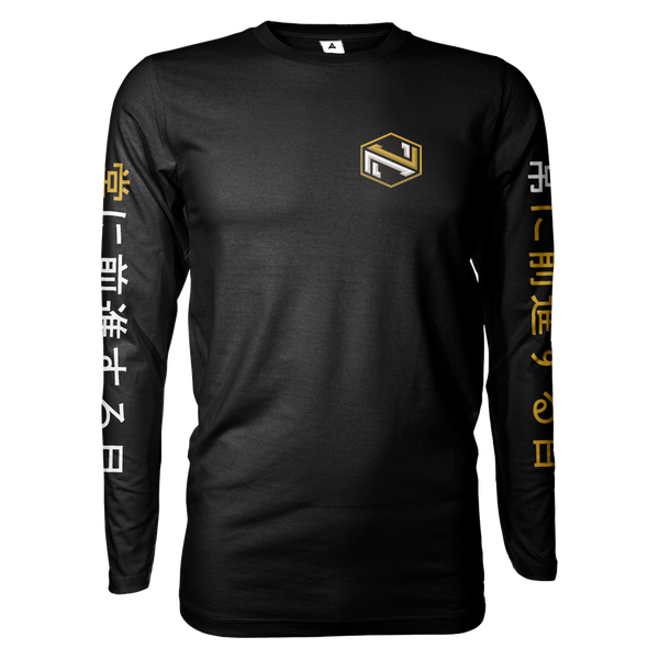 No Vacancy Sublimated Long Sleeve Shirt