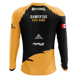 Nocturnal Long Sleeve Jersey
