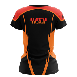 Onyx Gaming Women's Short Sleeve Jersey