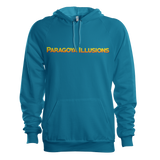 Paragoya Illusions Text Hoodie