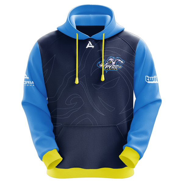 Pyro Gaming Sublimated Hoodie