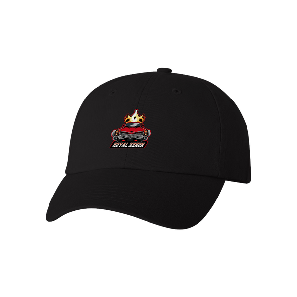 Royal Xenon Dad Hat