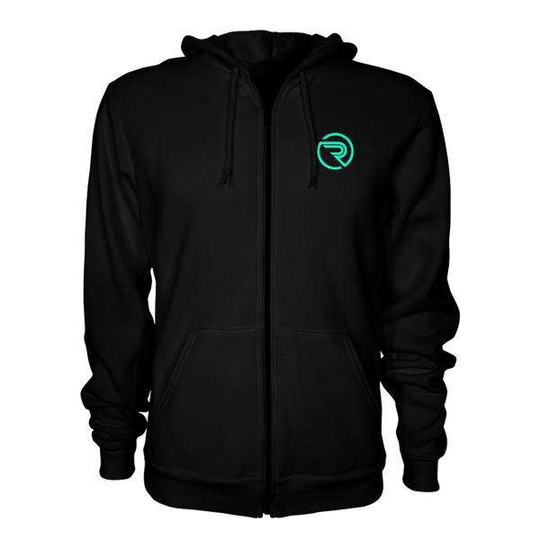 Relentless Zip Up Hoodie