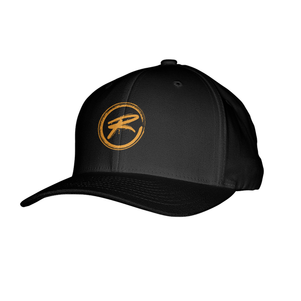 Reliance Gaming Orange Logo Flexfit Hat