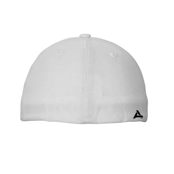Reliance Gaming White Flexfit Hat