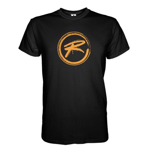 Reliance Gaming Orange Logo T-Shirt