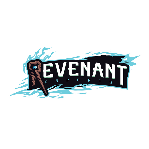 Revenant Text Sticker