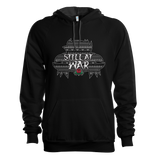 Rose Clan Still At War Hoodie