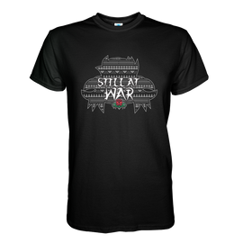 Rose Clan Still At War T-Shirt