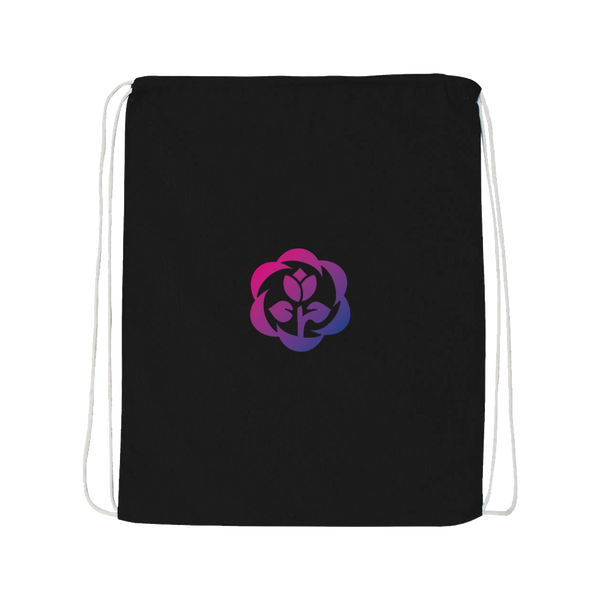 Rose Esports Drawstring Bag