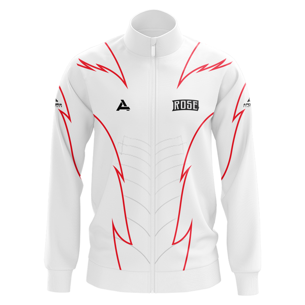 Rose Clan White Pro Jacket
