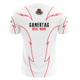 Rose Clan White Short Sleeve Jersey