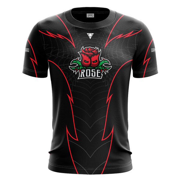 Rose Clan Short Sleeve Jersey