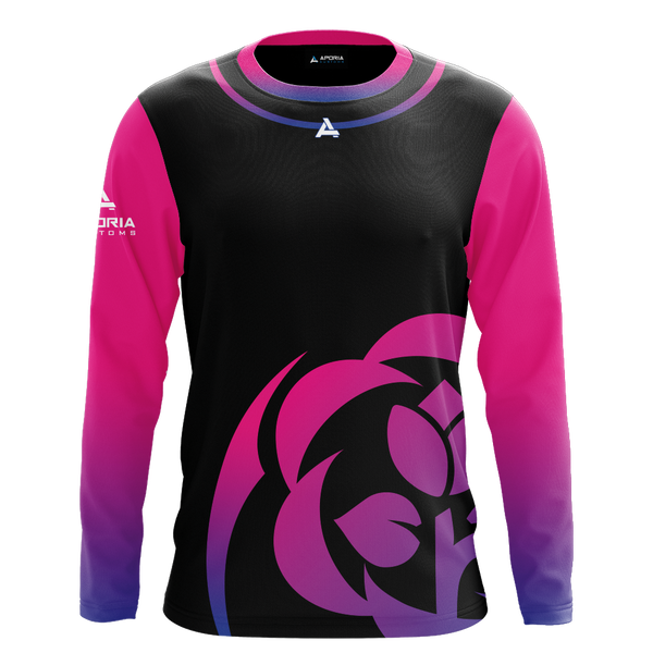 Rose Esports Long Sleeve Jersey