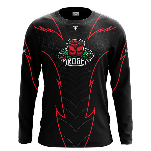 Rose Clan Long Sleeve Jersey
