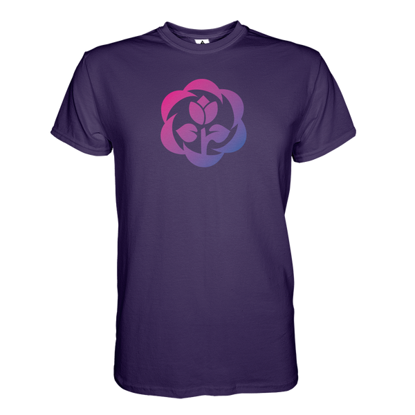 Rose Esports Purple T-Shirt