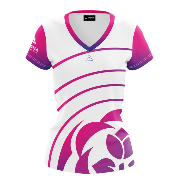 Rose Esports Women's Short Sleeve Jersey