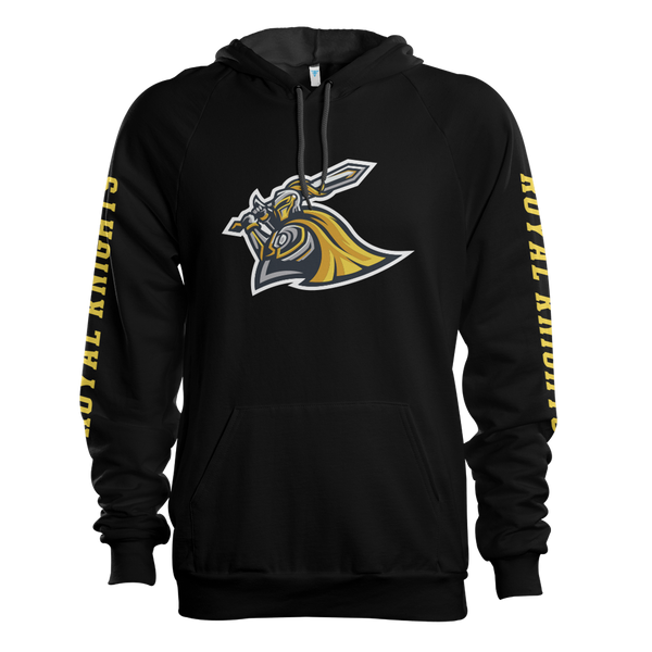 Royal Knights Sleeved Hoodie