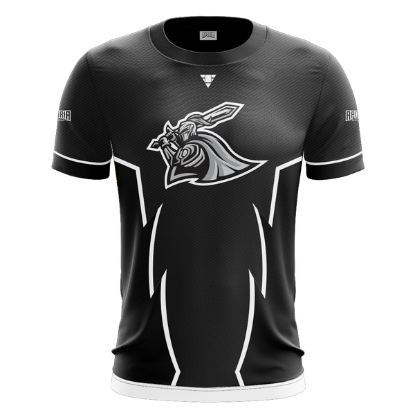 Royal Knights B&W Short Sleeve Jersey