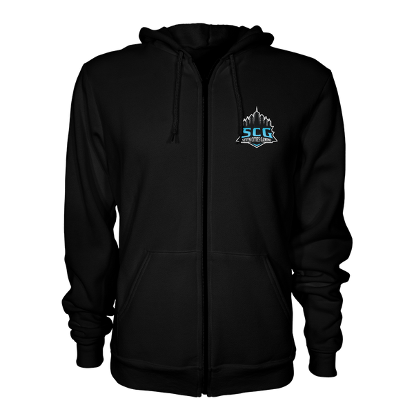 Seven Cities Gaming Zip Up Hoodie