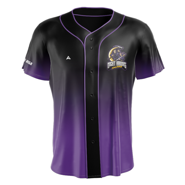 Salinas High Night Hawks Baseball Jersey