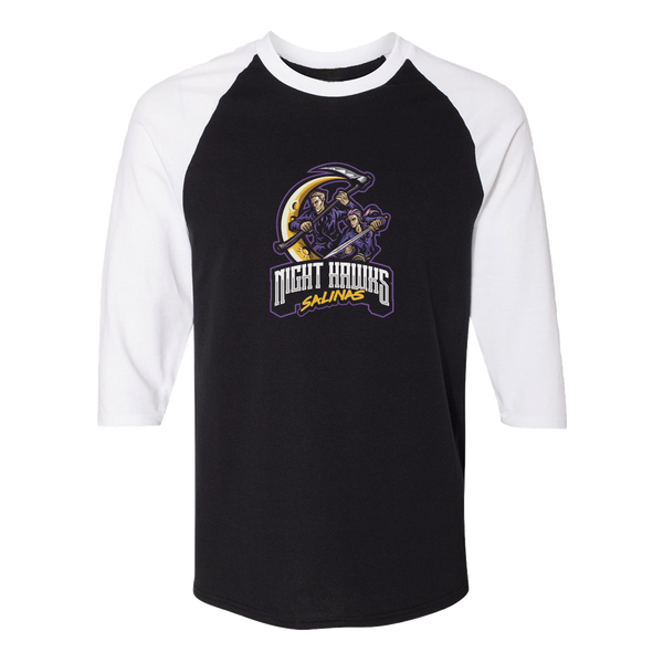 Salinas High Night Hawks Baseball Tee
