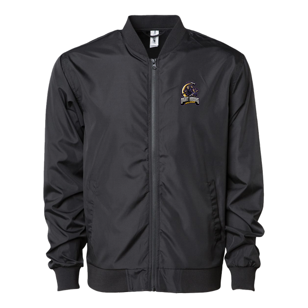 Salinas High Night Hawks Bomber Jacket