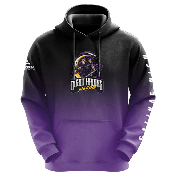 Salinas High Night Hawks Sublimated Hoodie