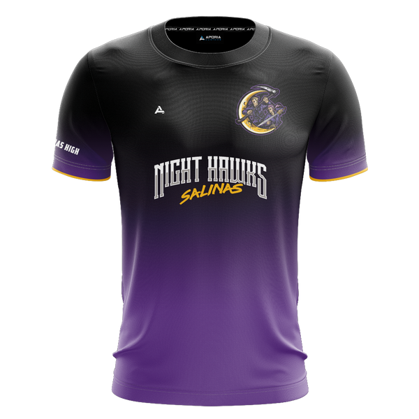 Salinas High Night Hawks Short Sleeve Jersey
