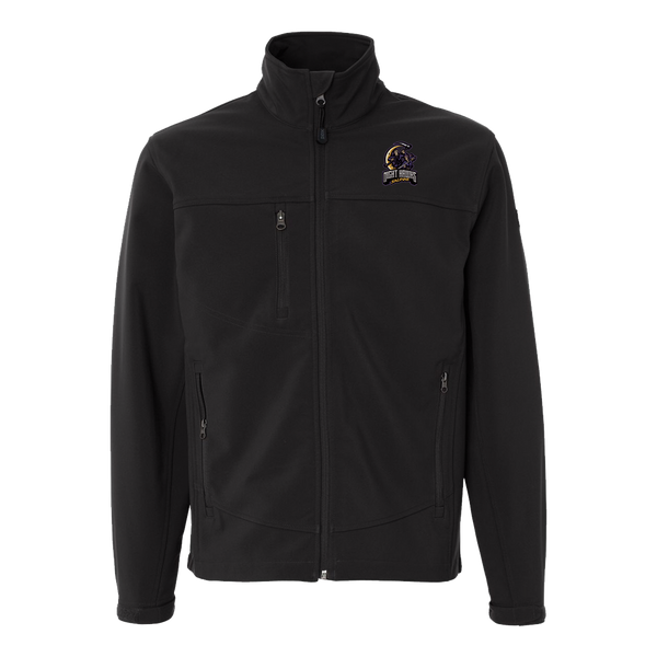 Salinas High Night Hawks Soft Shell Jacket
