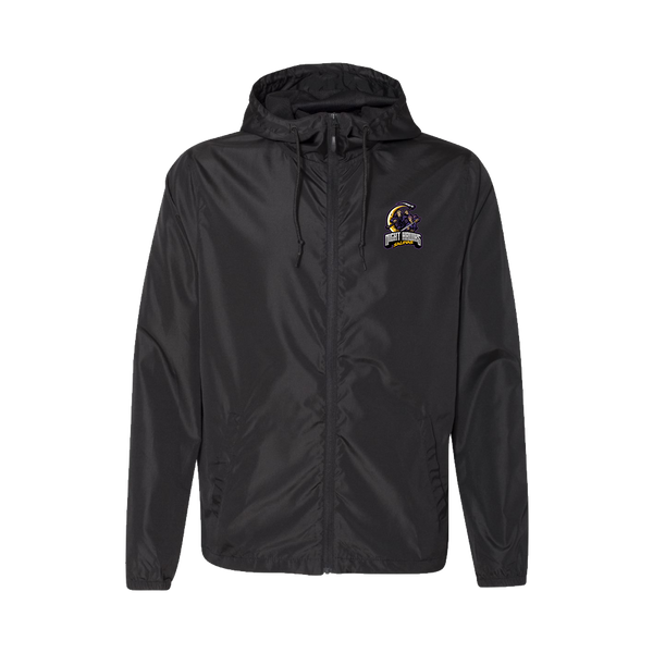 Salinas High Night Hawks Windbreaker