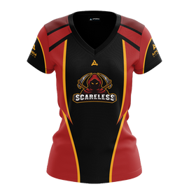 Scareless Women's Short Sleeve Jersey